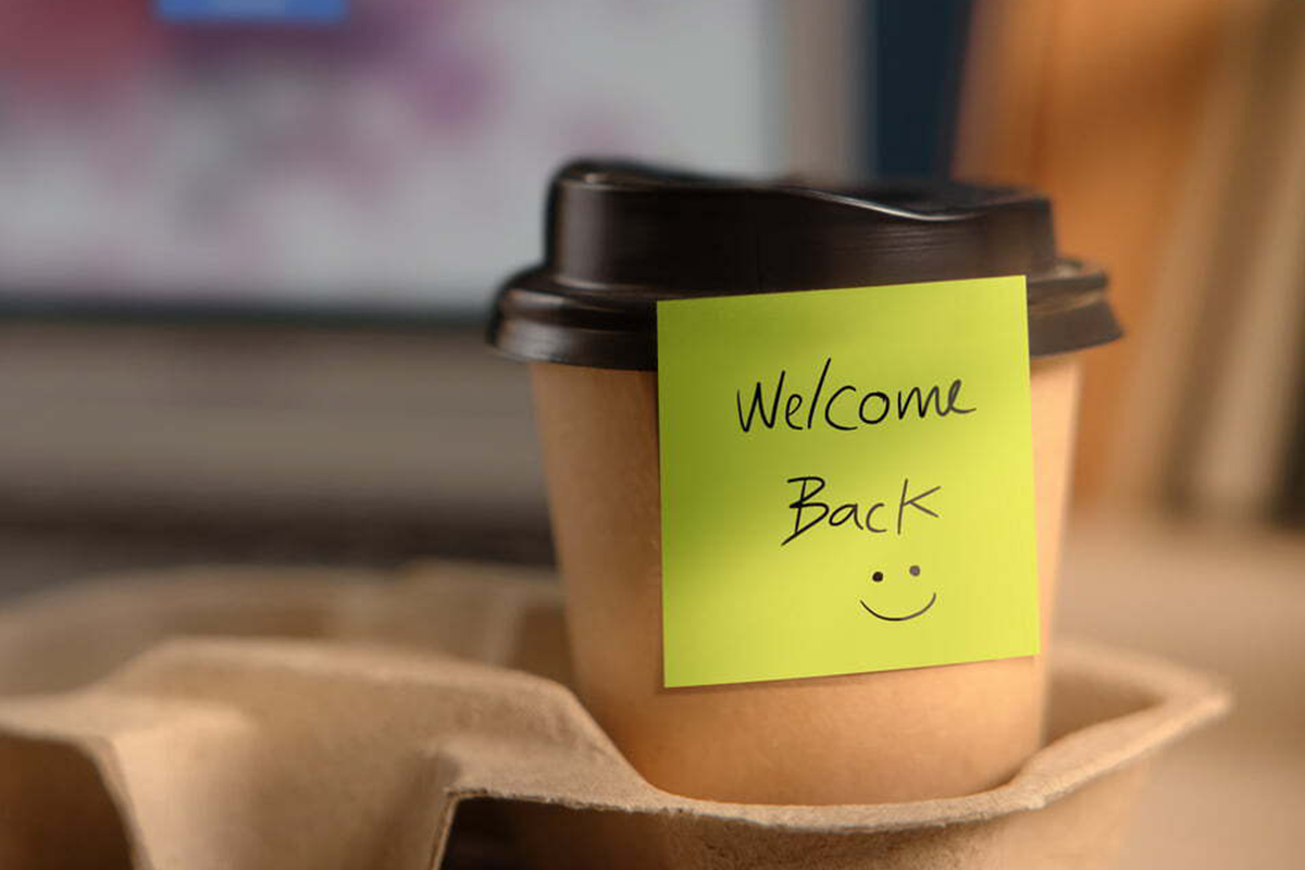 Returning to the office? Here are 3 things to consider