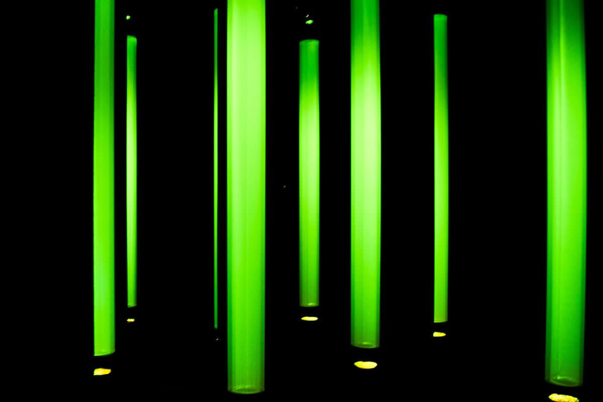 strips-of-green-light